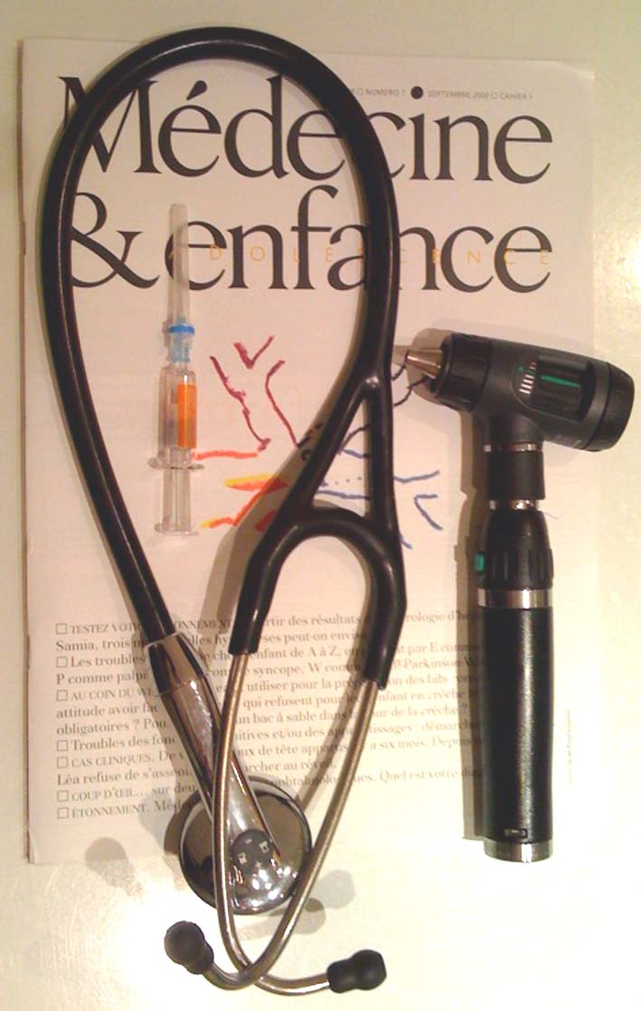 photo stetoscope